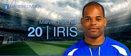Marvin 'Hatchet' Iris